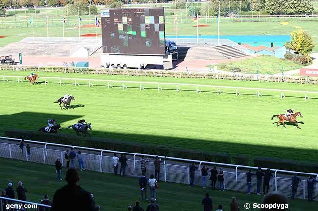 26/10/2019 - Saint-Cloud - Prix du Val d'Oise : Arrivée