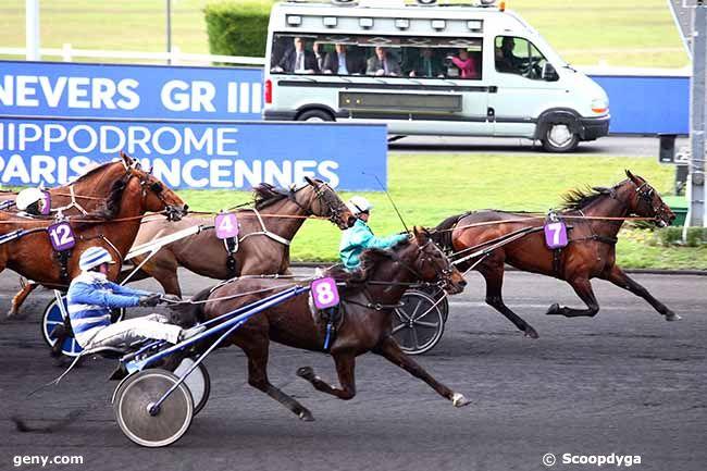 13/02/2020 - Vincennes - Prix de Nevers : Arrivée