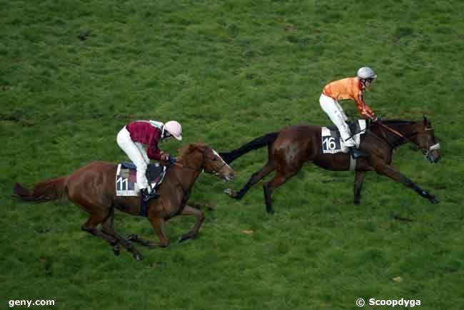 23/11/2008 - Auteuil - Prix François de Ganay : Arrivée