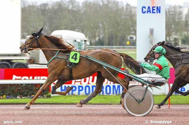 15/03/2019 - Caen - Prix de Luc-sur-Mer : Arrivée