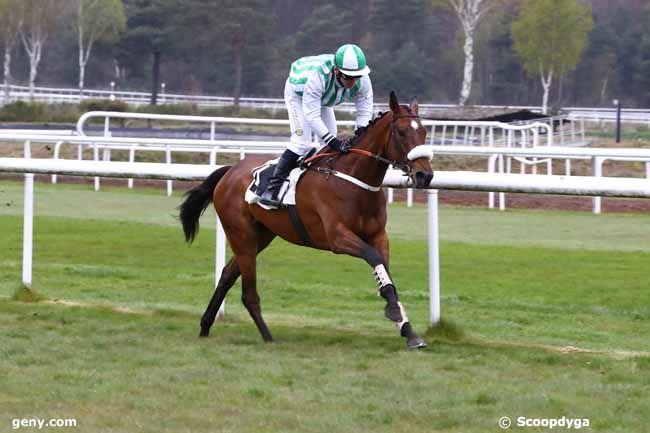16/04/2019 - Fontainebleau - Prix de la Société des Courses de Moulins : Result