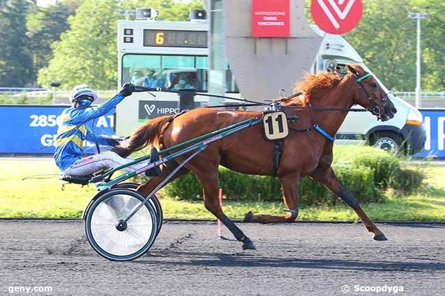 11/06/2021 - Vincennes - Prix Titania : Result