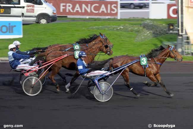 01/01/2010 - Vincennes - Prix d'Angoulême : Arrivée