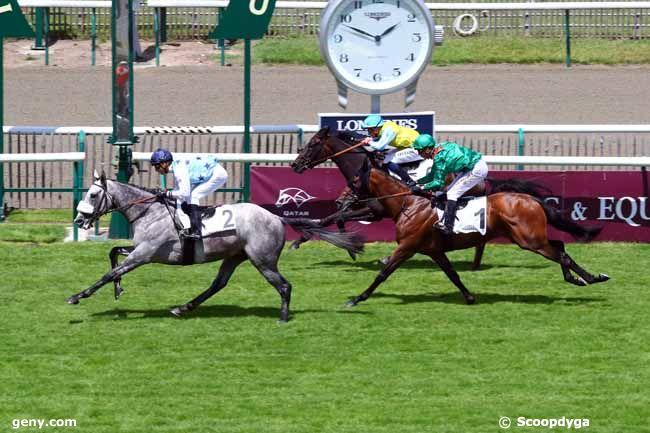 21/06/2019 - Chantilly - Prix du Mont Alta : Result