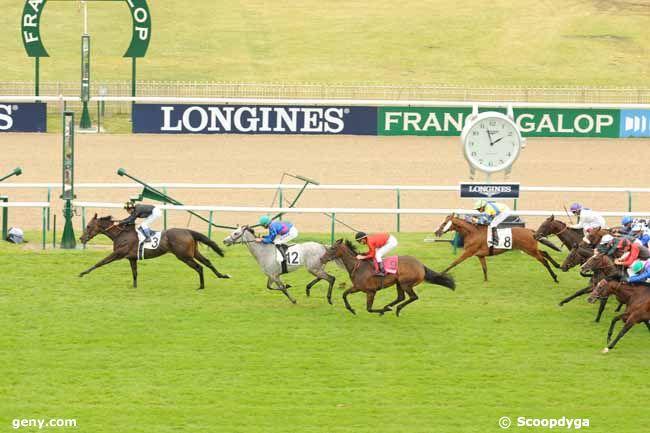 19/06/2012 - Chantilly - Prix de la Forêt de Chantilly : Arrivée