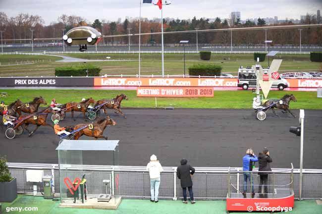 03/12/2018 - Vincennes - Prix des Alpes : Arrivée