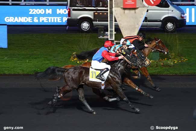 16/01/2020 - Vincennes - Prix de Juvisy : Arrivée