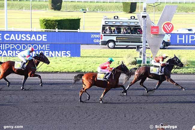 13/02/2020 - Vincennes - Prix de Caussade : Arrivée