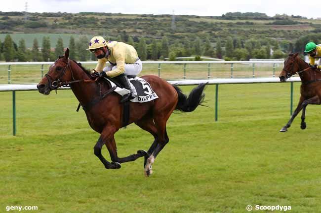 22/05/2020 - Dieppe - Prix Durtain : Arrivée