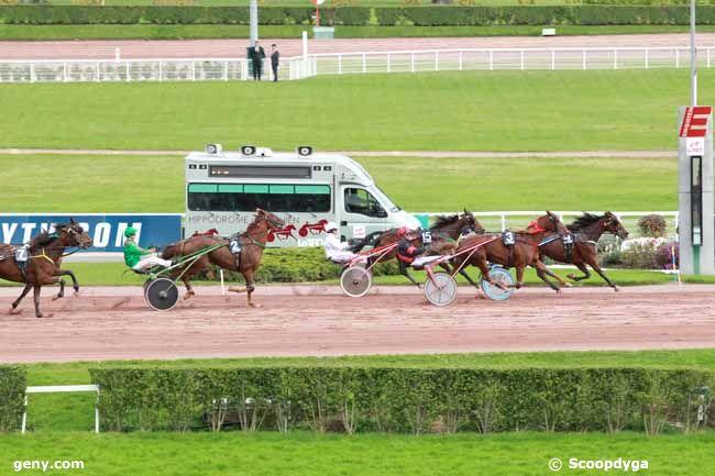 15/10/2012 - Enghien - Prix des Gobelins : Arrivée