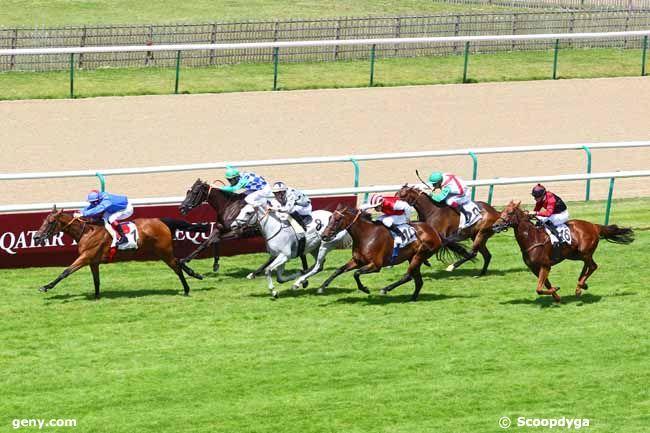 30/06/2013 - Chantilly - Prix des Grandes Ecuries : Arrivée