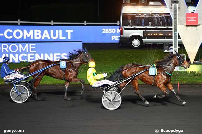 16/01/2020 - Vincennes - Prix de Pontault-Combault : Arrivée