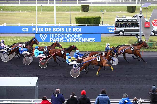 13/02/2020 - Vincennes - Prix de Bois-le-Roi : Arrivée