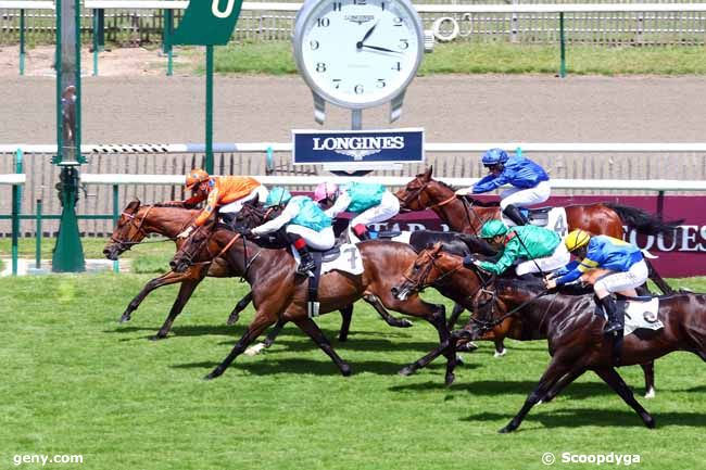 21/06/2019 - Chantilly - Prix Saint-Maximin : Result