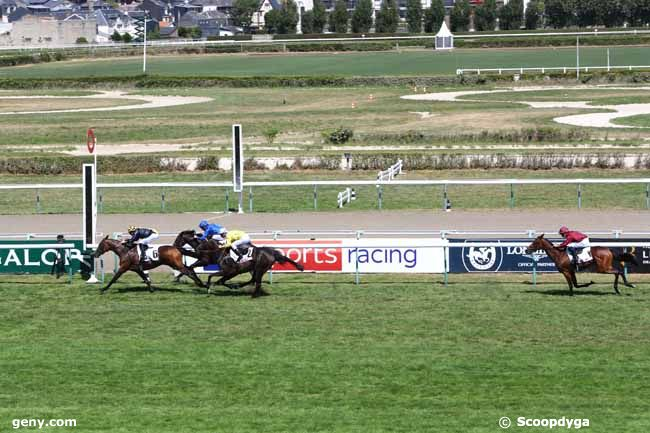 01/08/2020 - Deauville - Prix Six Perfections Sky Sports Racing : Arrivée