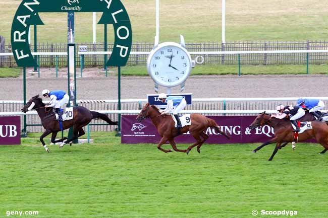 21/06/2019 - Chantilly - Prix du Bois Franc : Result