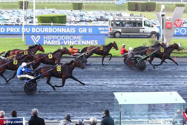 08/12/2019 - Vincennes - Grand Prix du Bourbonnais : Arrivée