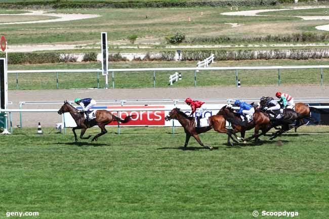 01/08/2020 - Deauville - Prix du Carrousel : Arrivée