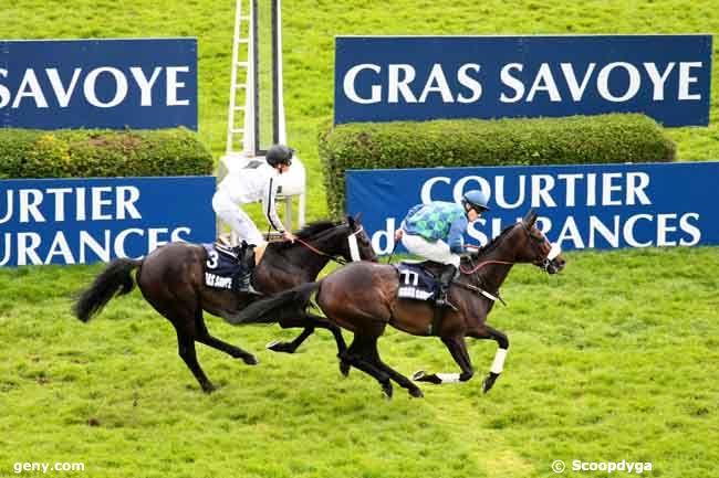 19/05/2013 - Auteuil - Gras Savoye Grand Steeple-Chase de Paris : Arrivée
