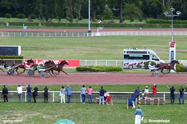 14/08/2019 - Enghien - Prix de la Porte Brunet : Arrivée