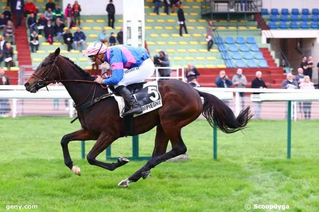 22/10/2019 - Compiègne - Prix Huron : Result
