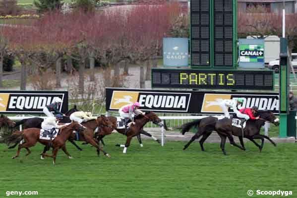 08/03/2008 - Saint-Cloud - Handicap de l'Ile-de-France : Arrivée