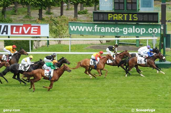15/05/2012 - Saint-Cloud - Handicap de l'Ile de France : Arrivée