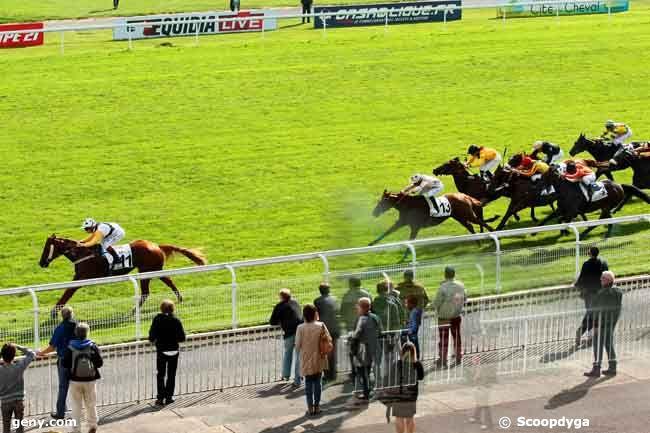 08/10/2013 - Maisons-Laffitte - Prix des Aunettes : Arrivée