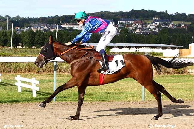 01/08/2020 - Deauville - Prix Royal Barrière : Arrivée