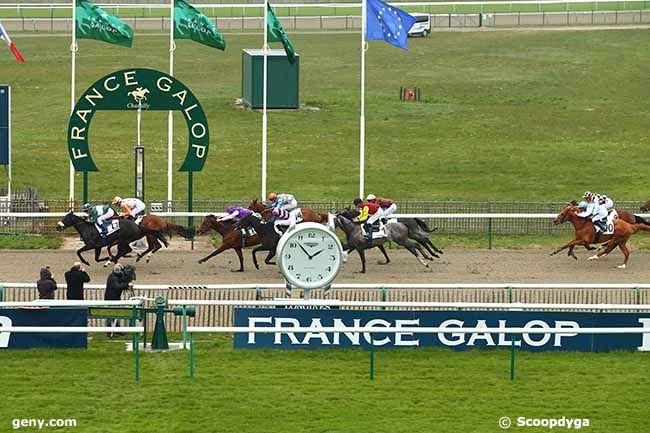 16/04/2019 - Chantilly - Prix de Chantilly Capital du Cheval : Arrivée