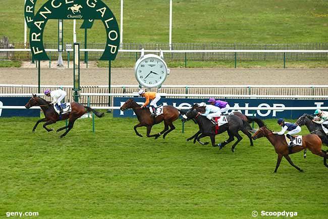 16/04/2019 - Chantilly - Prix de Valmondois : Arrivée