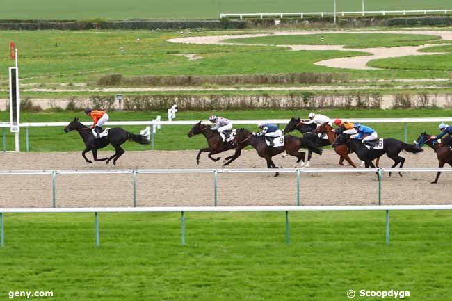 23/10/2019 - Deauville - Prix Equidays le Calvados fête le cheval : Arrivée