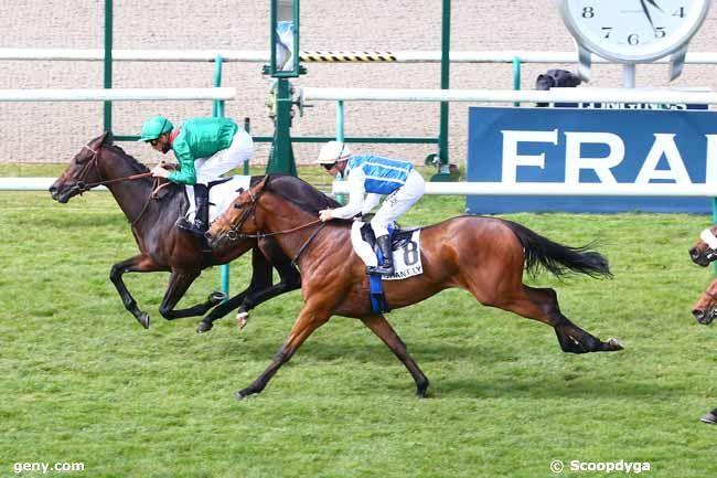 04/05/2021 - Chantilly - Prix de Suresnes : Arrivée