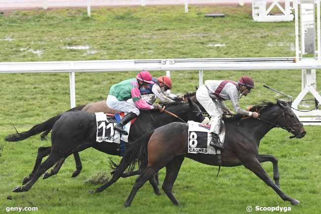 22/01/2021 - Cagnes-sur-Mer - Prix Jean-Gabriel Domergue : Arrivée