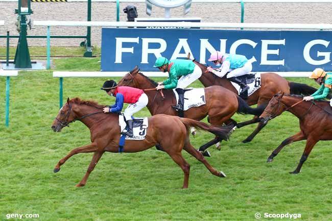 04/05/2021 - Chantilly - Prix de Courteuil : Arrivée