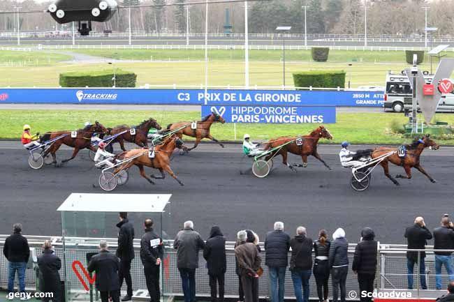 01/02/2020 - Vincennes - Prix de la Gironde : Arrivée