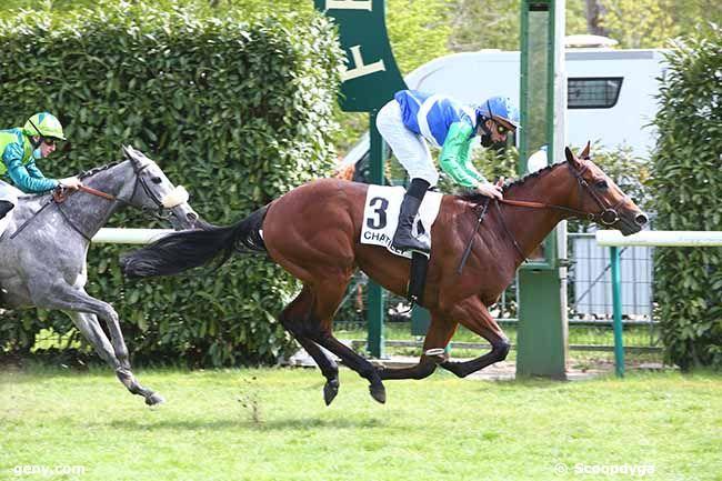 04/05/2021 - Chantilly - Prix de la Francilienne : Arrivée