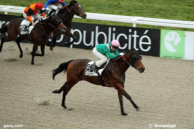 23/02/2013 - Cagnes-sur-Mer - Prix Jacques Géliot : Arrivée