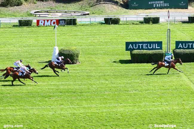 11/09/2019 - Auteuil - Prix Henri Gleizes : Arrivée