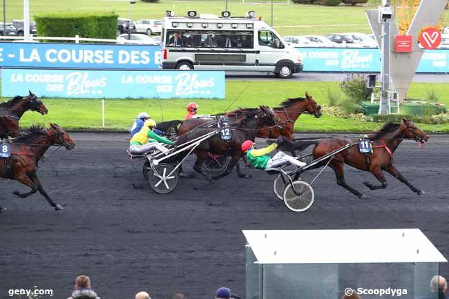 17/11/2019 - Vincennes - Grand Prix de Bretagne : Arrivée