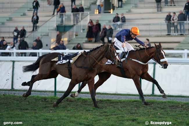 14/01/2020 - Pau - Prix du Pic du Midi : Arrivée