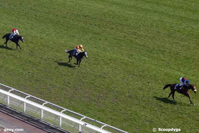 31/03/2009 - Auteuil - Prix Général de Rougemont : Arrivée