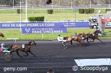 21/02/2020 - Vincennes - Prix de Saint-Pierre-la-Cour : Result
