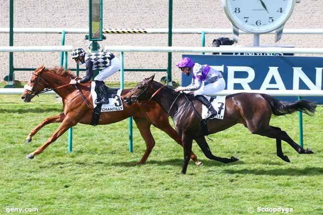 04/05/2021 - Chantilly - Prix de la Forêt du Lys : Arrivée