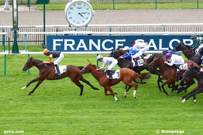 17/05/2019 - Chantilly - Prix du Poncel : Arrivée