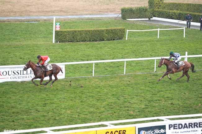 15/01/2013 - Pau - Prix Auguste de Castelbajac : Arrivée