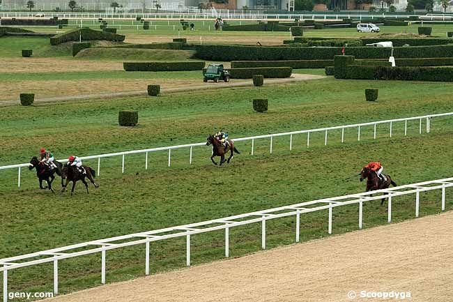 19/01/2010 - Pau - Prix Auguste de Castelbajac : Arrivée