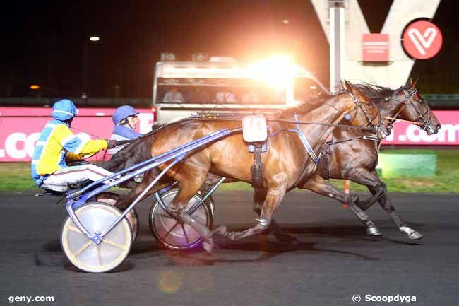 12/10/2018 - Vincennes - Grand Prix de l'UET : Result