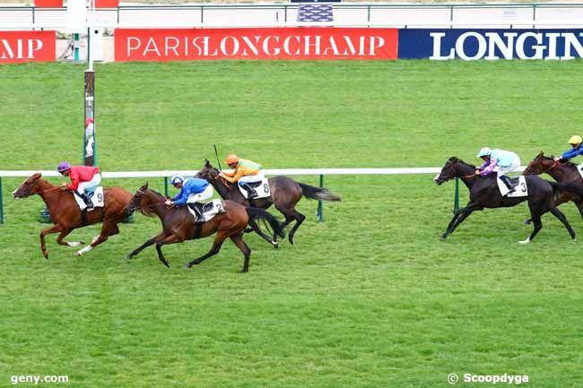 11/07/2019 - ParisLongchamp - Prix du Pavillon : Result