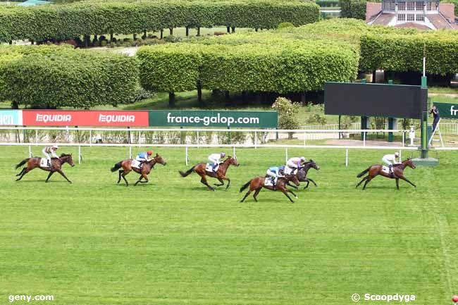 20/05/2019 - Saint-Cloud - Prix Pirette : Arrivée